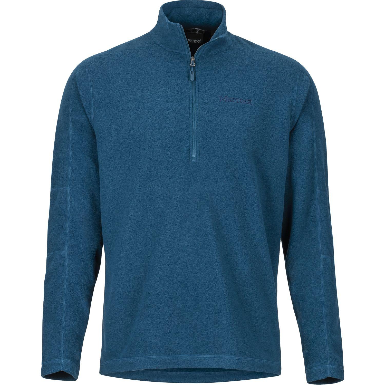 Marmot rocklin 1/2 zip Azul Pullovers