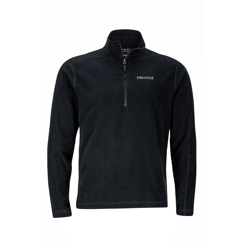 Marmot Rocklin 1/2 Zip Negro Jerseys