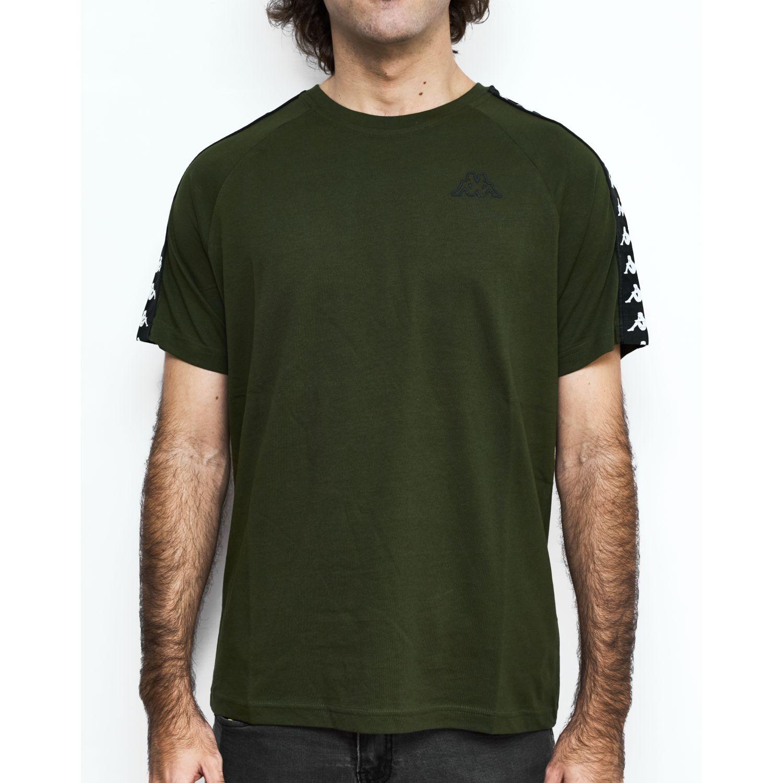 Kappa 222 Banda Coen Slim Militar Camisetas y polos deportivos