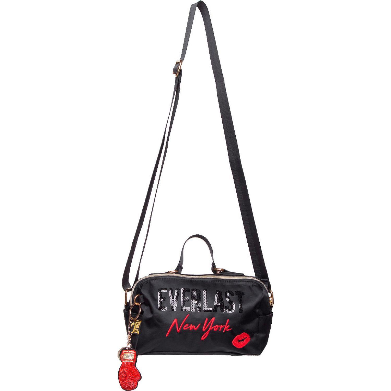 Everlast bolso fashion ny kiss Negro / rojo Totes