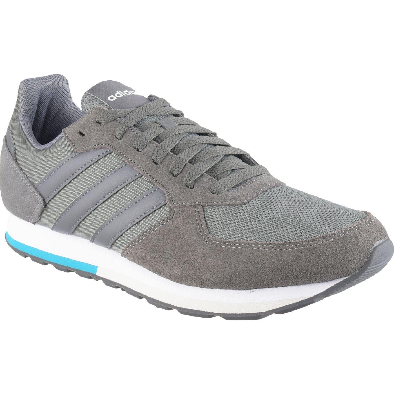 Adidas 8k Plomo Running en pista