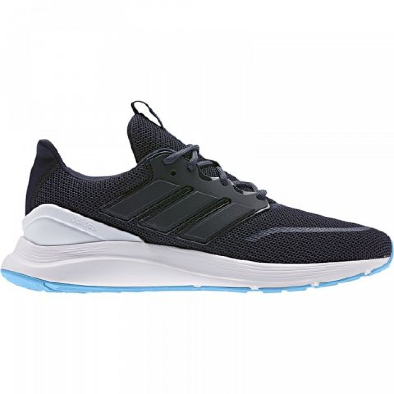 Adidas energyfalcon Negro / celeste Running en pista