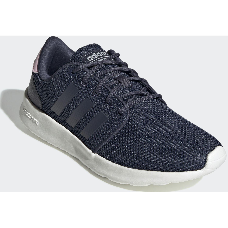 Adidas qt racer Azul / blanco Running en pista