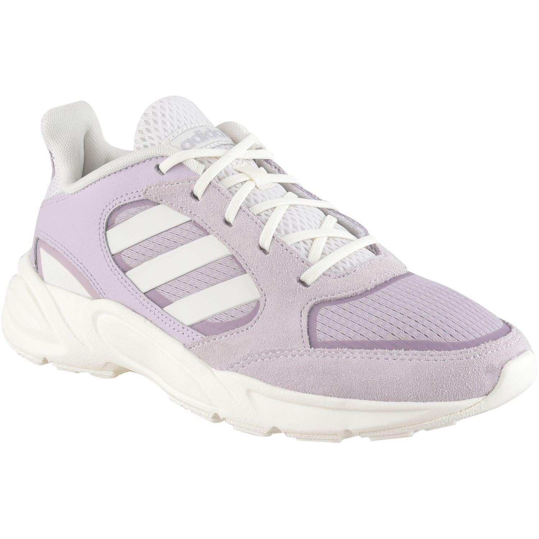 Adidas 90S VALASION Lila Running en pista