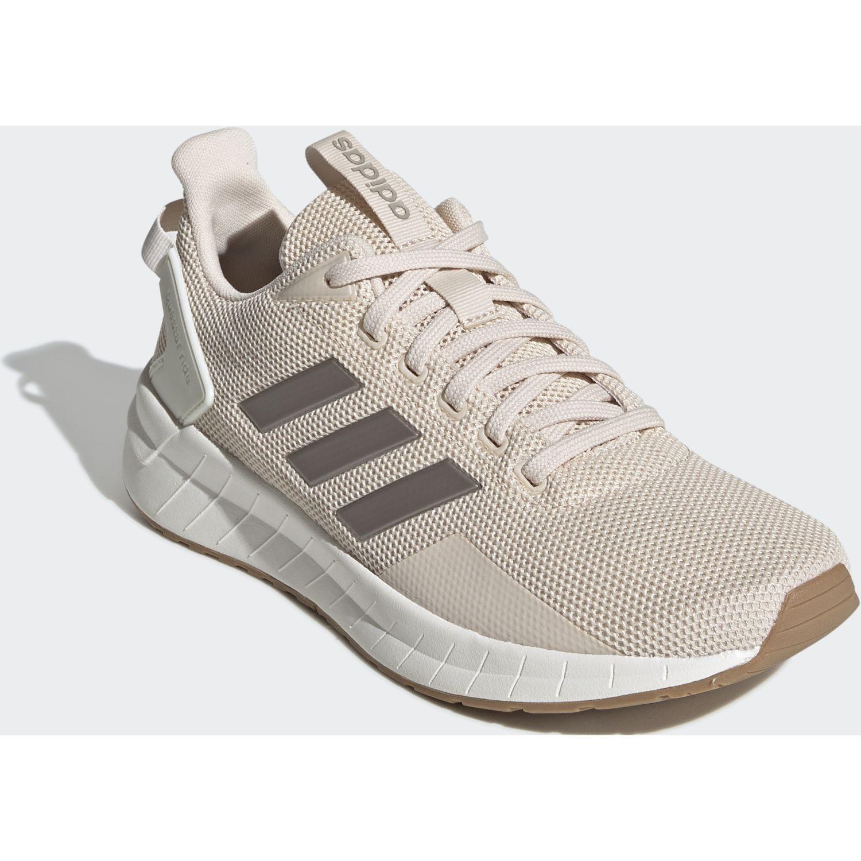 Adidas questar ride Beige Running en pista