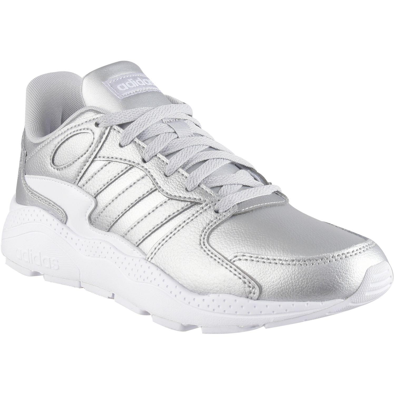 Adidas crazychaos Plateado Running en pista