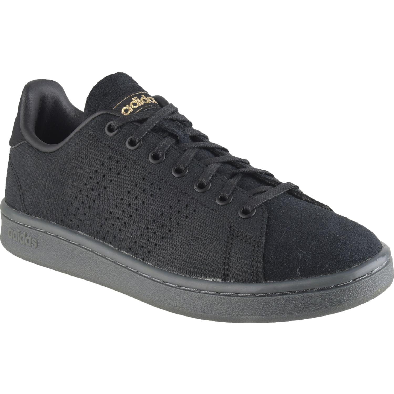 Adidas Advantage Negro / negro Para caminar