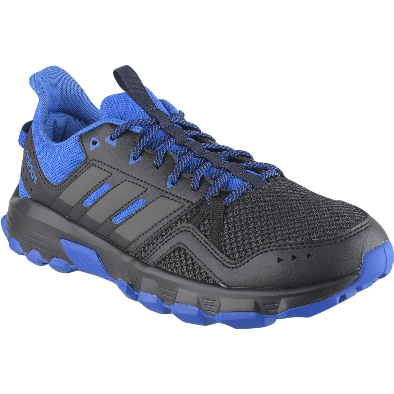 Adidas Rockadia Trail Negro / azul Correr por carretera