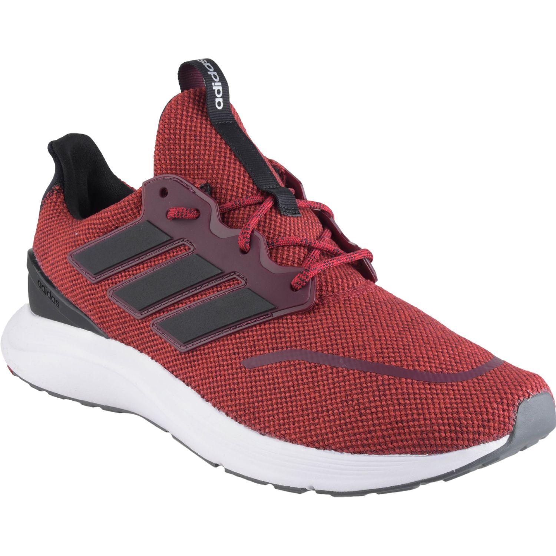 Adidas energyfalcon Rojo / negro Running en pista