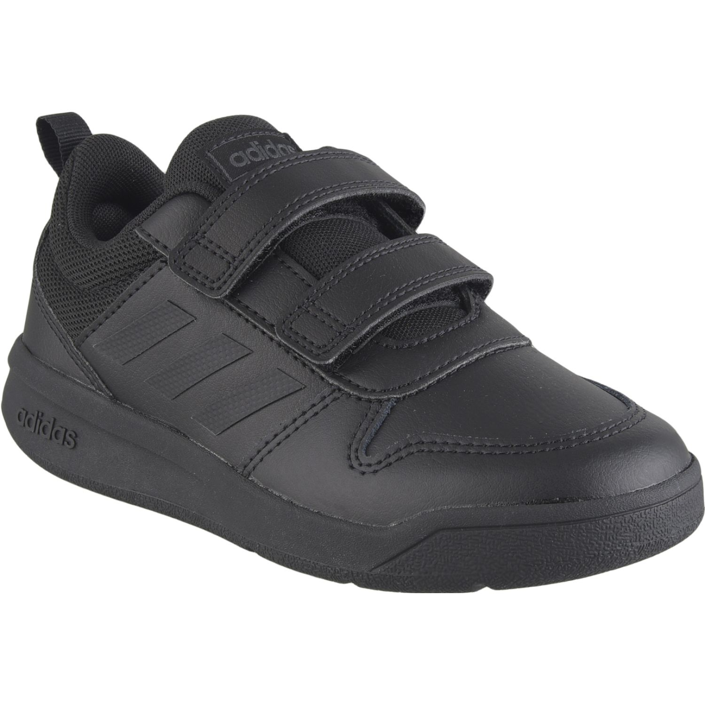 Adidas tensaur c Negro / negro Muchachos