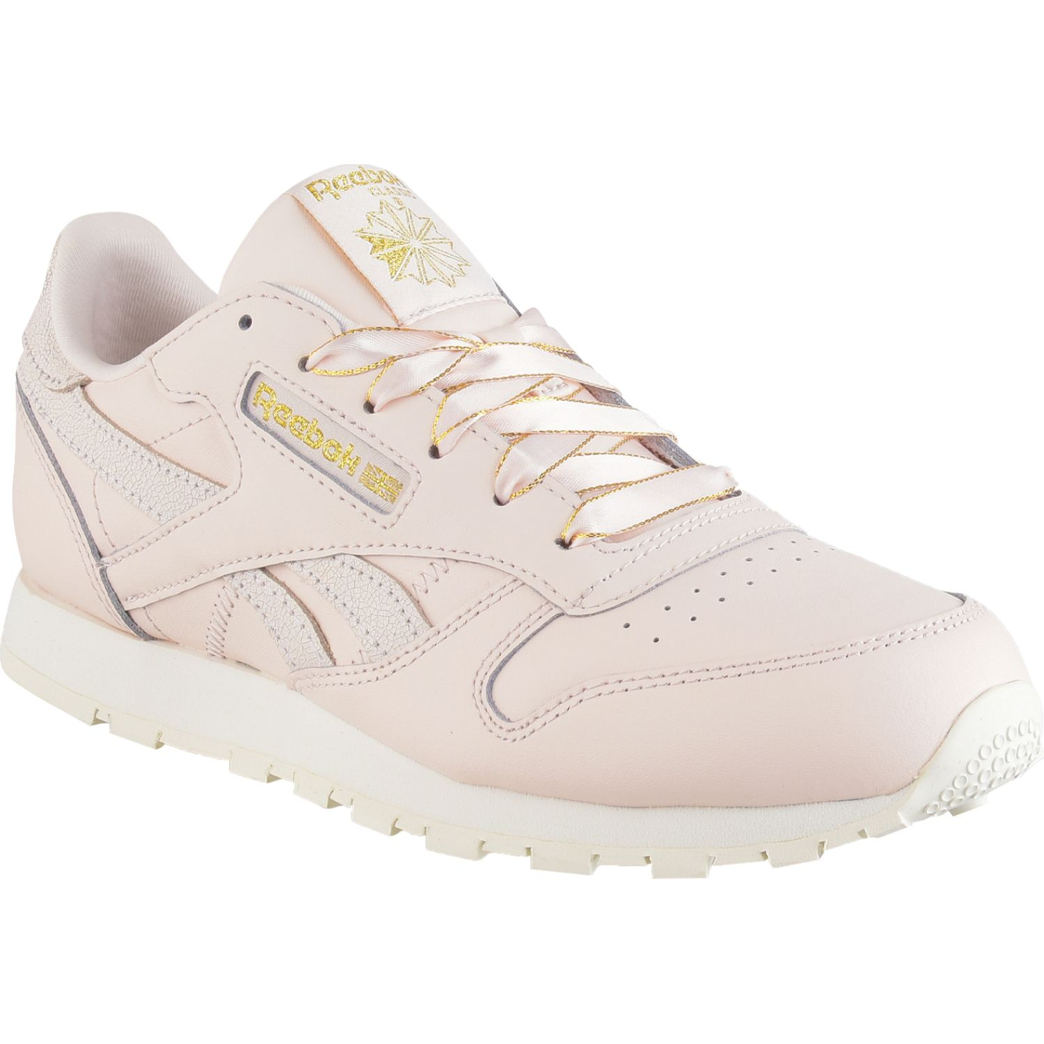 Reebok CLASSIC LEATHER Rosado Chicas