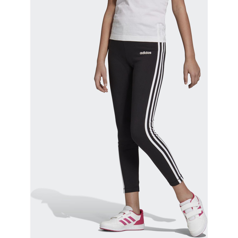 Adidas Yg E 3s Tight Negro / blanco Leggings