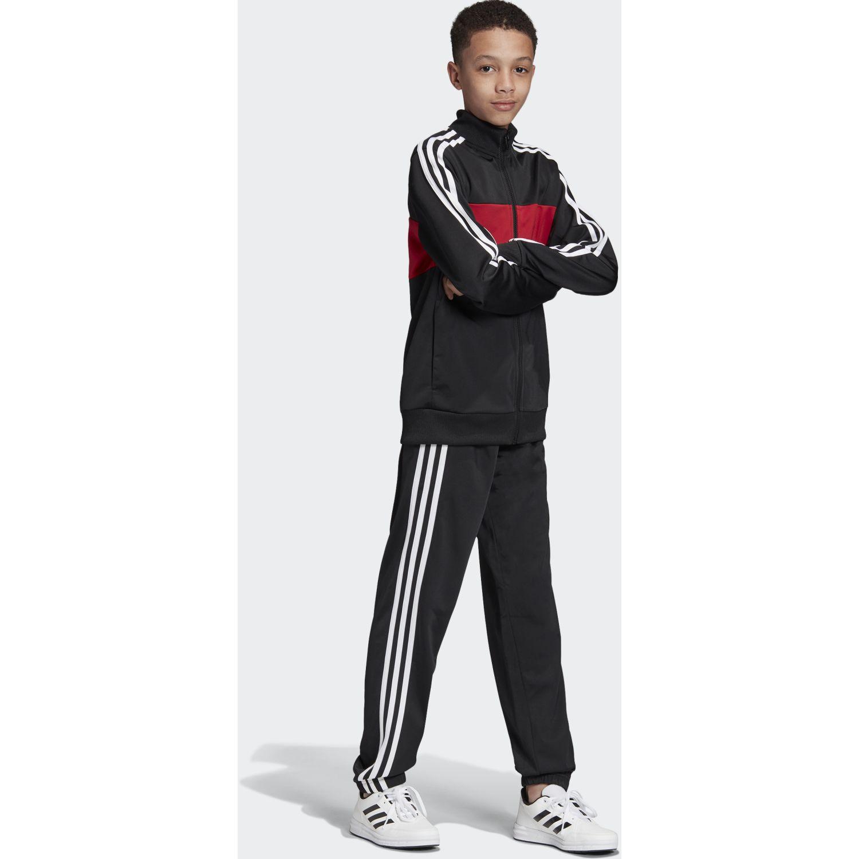 Adidas yb ts tiberio Negro / blanco Buzos Deportivos