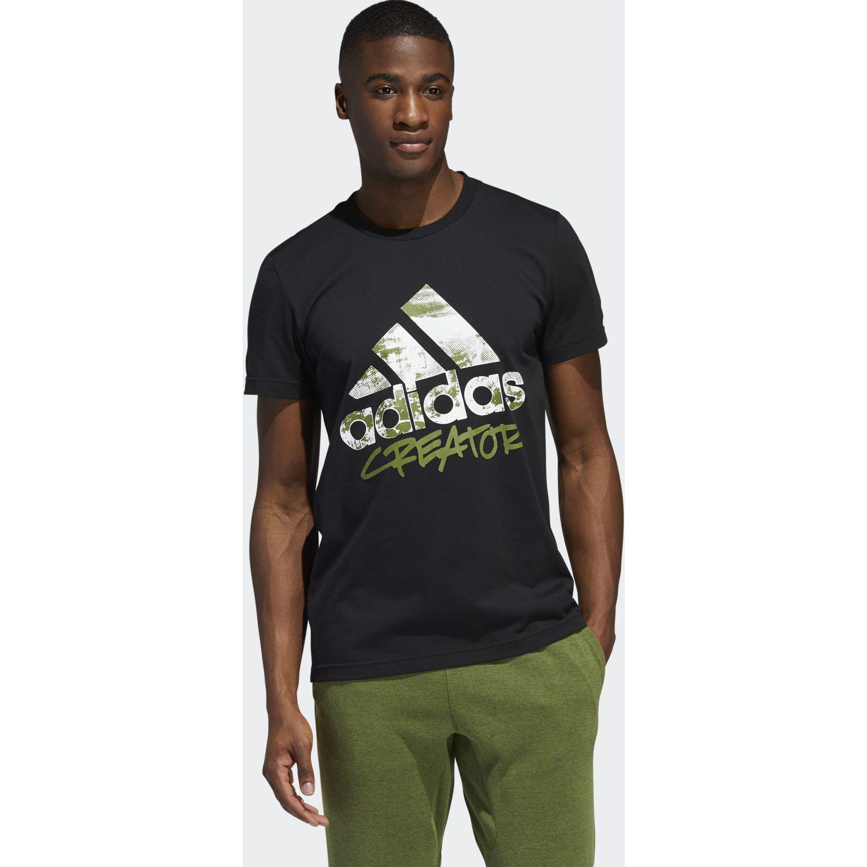 Adidas not same logo Negro / blanco Polos