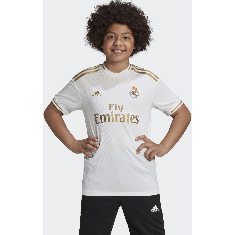 Adidas Real H Jsy Y Blanco Camisetas y polos deportivos
