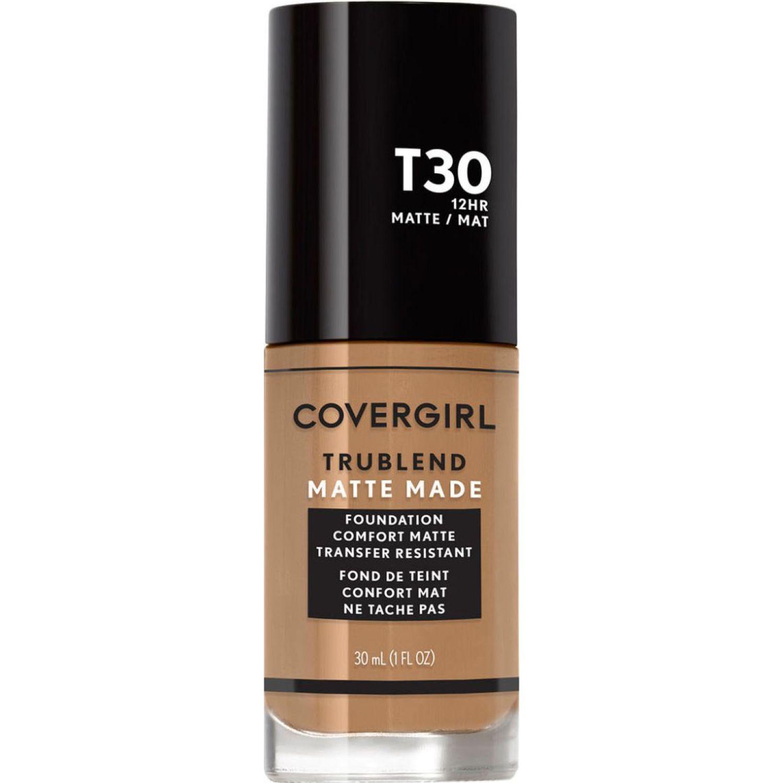 Covergirl Base Trublend Matte Made Liquid Makeup