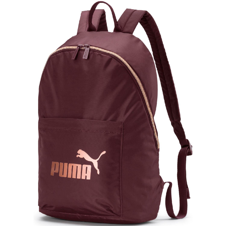 Puma wmn core seasonal backpack Vino Mochilas Multipropósitos