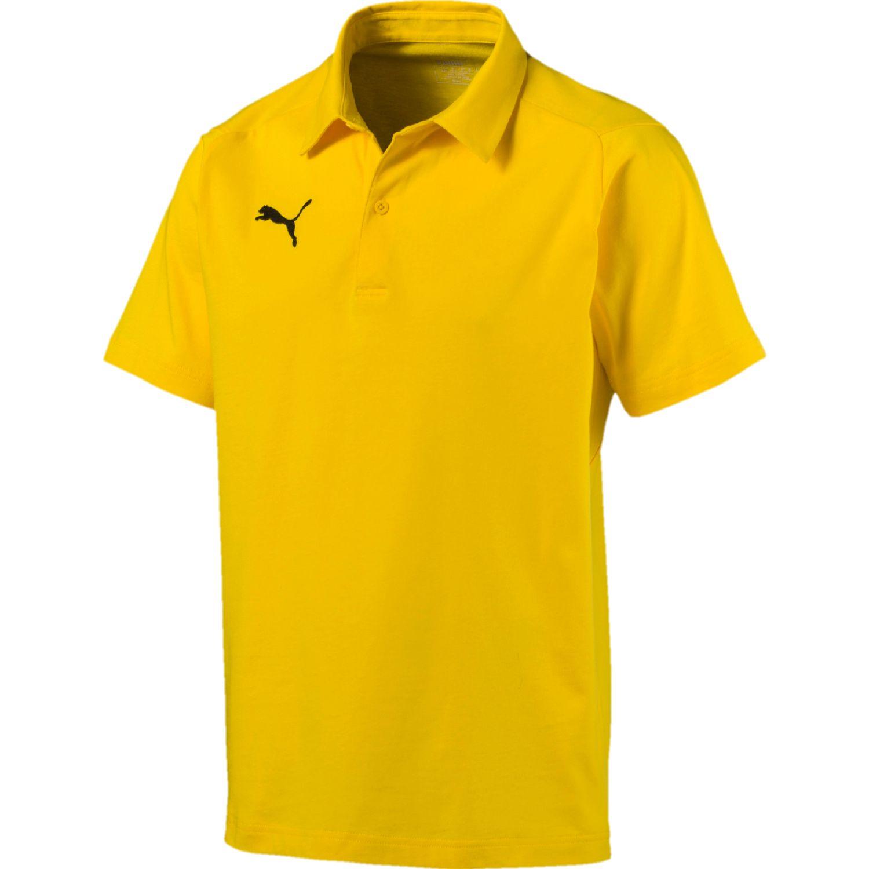 Puma liga casuals polo Amarillo Camisetas y Polos Deportivos