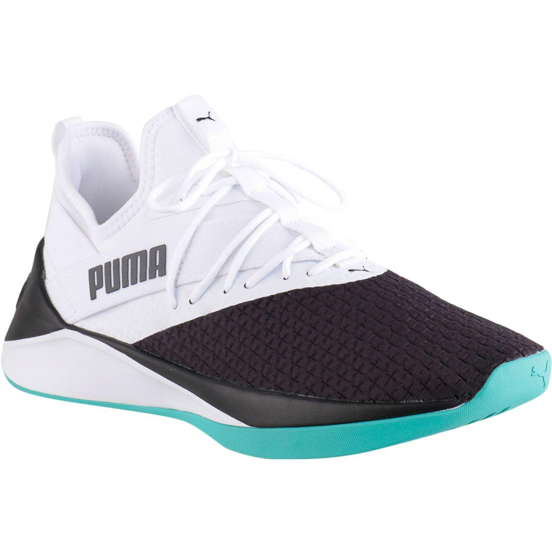 Puma jaab xt men's Blanco / turquesa Hombres