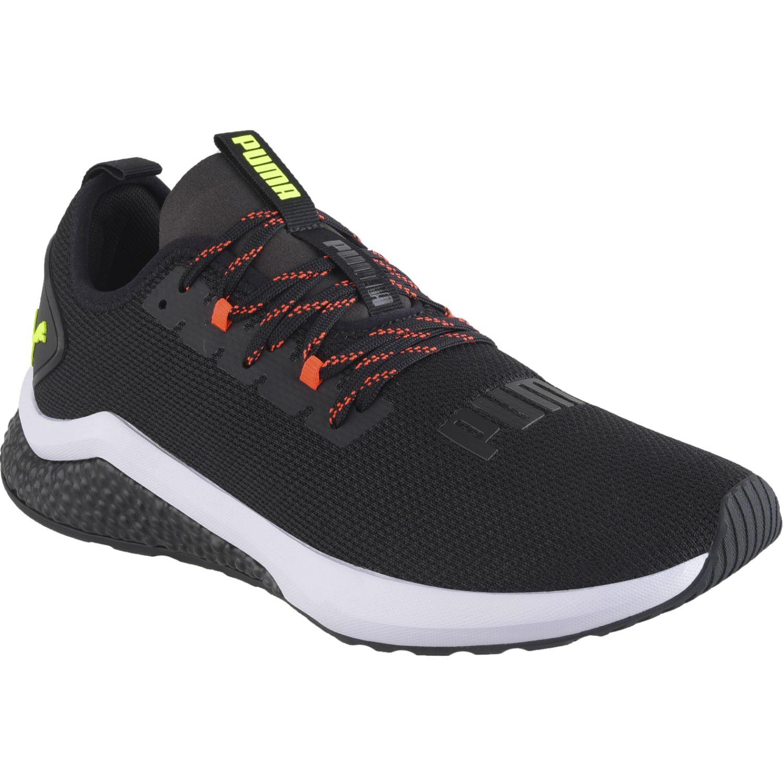 Puma hybrid nx Negro / rojo Trail Running