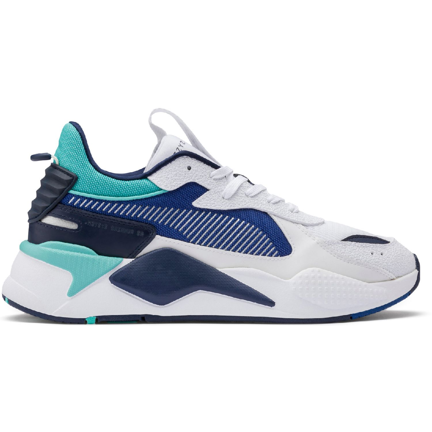 ruido acero roble  Puma RS-X HARD DRIVE Blanco / azul Walking | platanitos.com