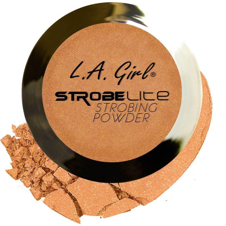 L.a. Girl Strobe Lite Strobing Powder 80 WATT Maquillaje en Polvo