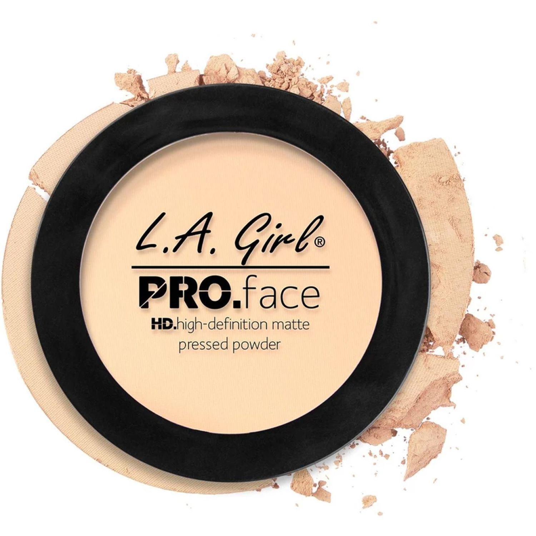 L.a. Girl pro face matte pressed powder Fair Correctores y neutralizadores
