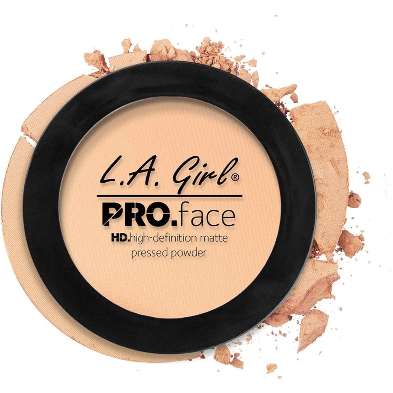 L.a. Girl Pro Face Matte Pressed Powder PORCELAIN Correctores
