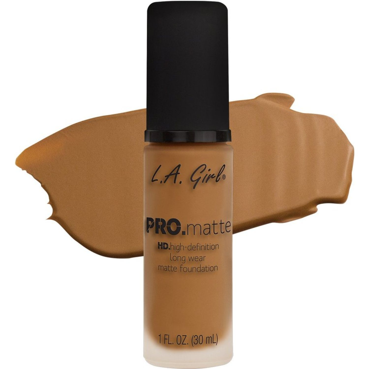 L.a. Girl Pro Matte Foundation WARM SIENNA Bases