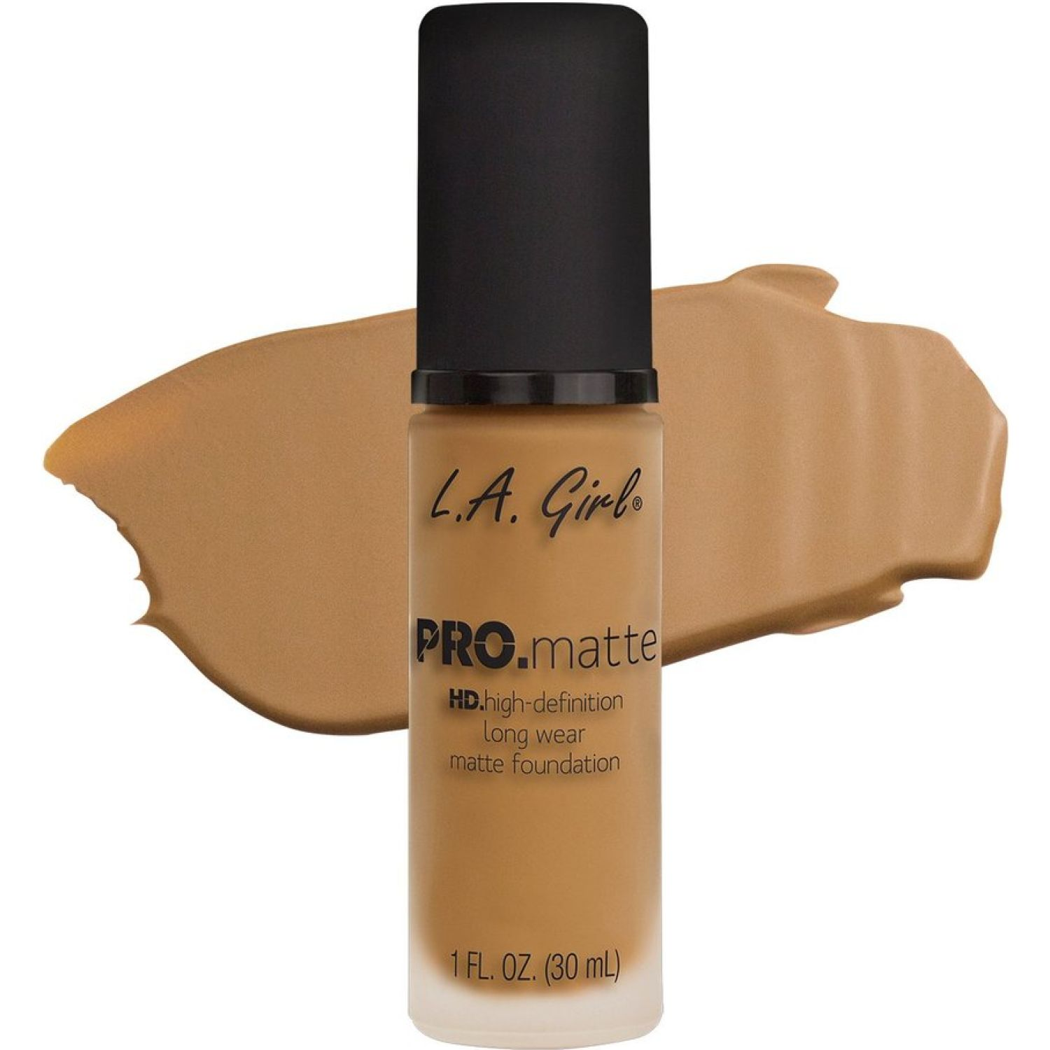 L.a. Girl Pro Matte Foundation GOLDEN BRONZE Bases