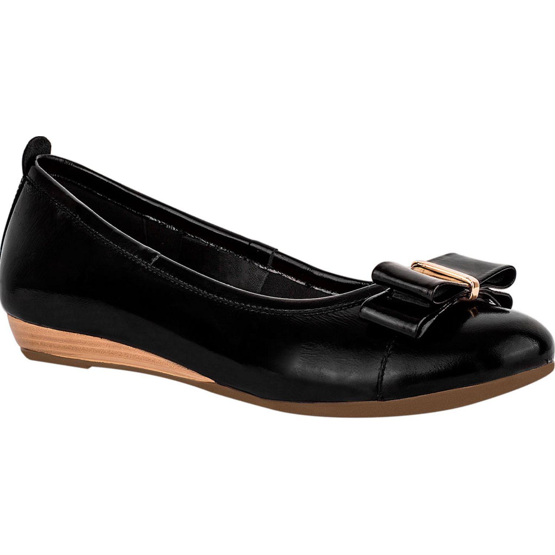 Ecco Ciara02 Negro Flats