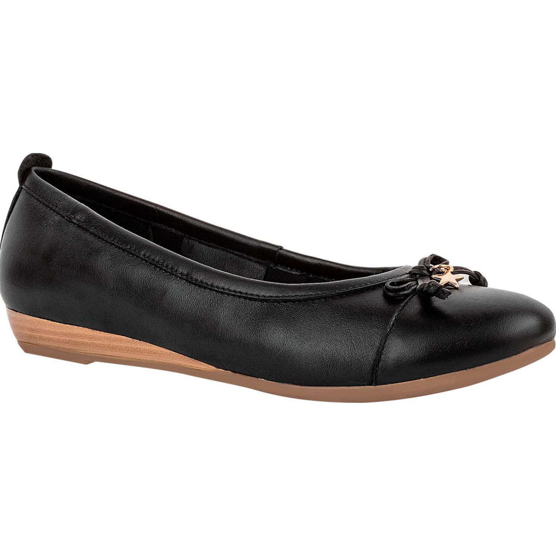 Ecco Ciara01 Negro Flats