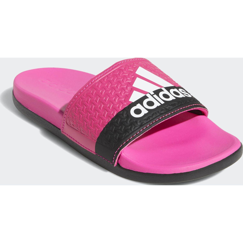 Adidas adilette comfort k Rosado / negro Sandalias deportivas y slides