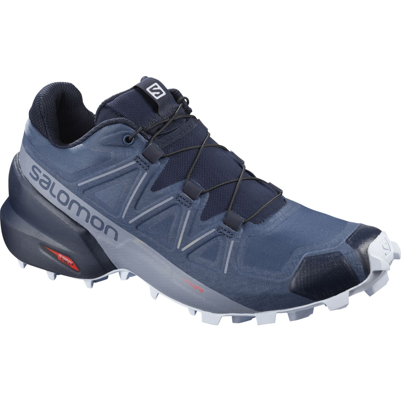 Salomon Speedcross 5 W Azul Calzado de correr