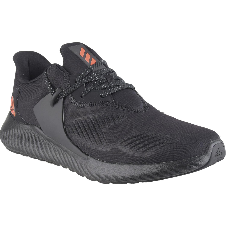 Adidas alphabounce rc 2 m Negro / rojo Running en pista
