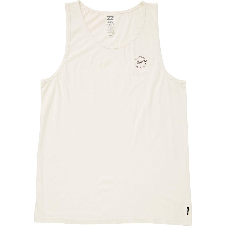 Billabong Eighty Six Tank Top Crema Camisetas