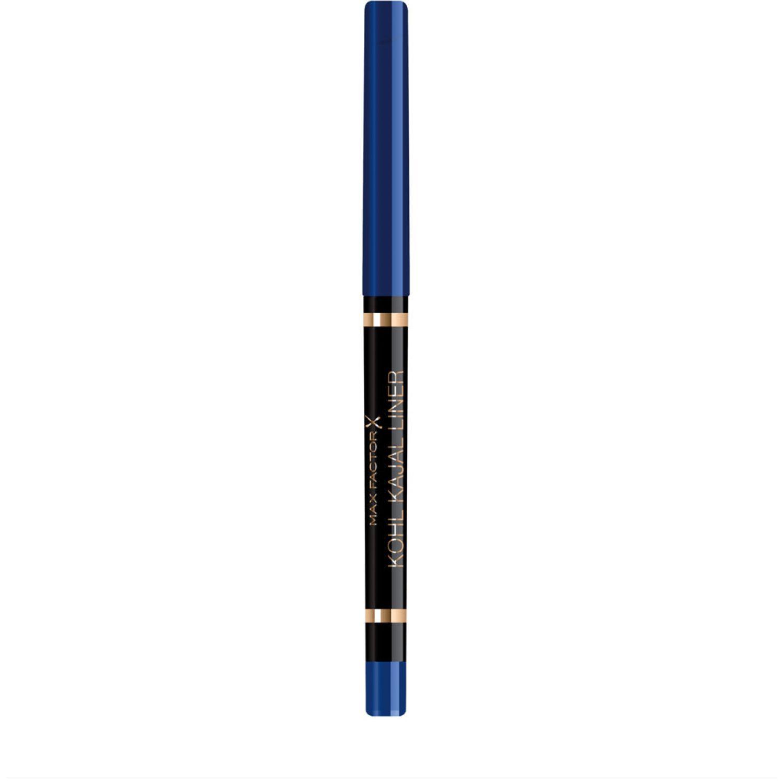 Max Factor Delineador De Ojos Kohl Liner Automatic Pencil AZURE Combinaciones de sombra y delineador