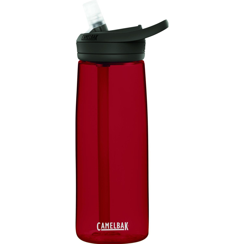 CAMELBAK eddy+ 0.75l Rojo Botellas de agua