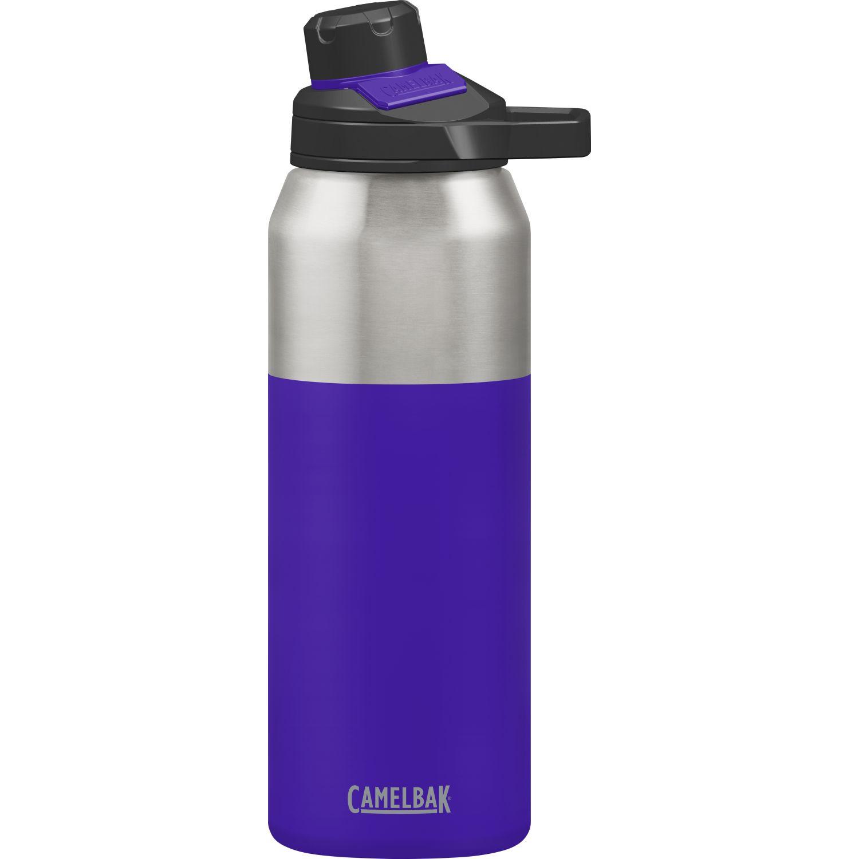 CAMELBAK CHUTE MAG VACUUM STAINLESS 1L Morado Botellas de Agua