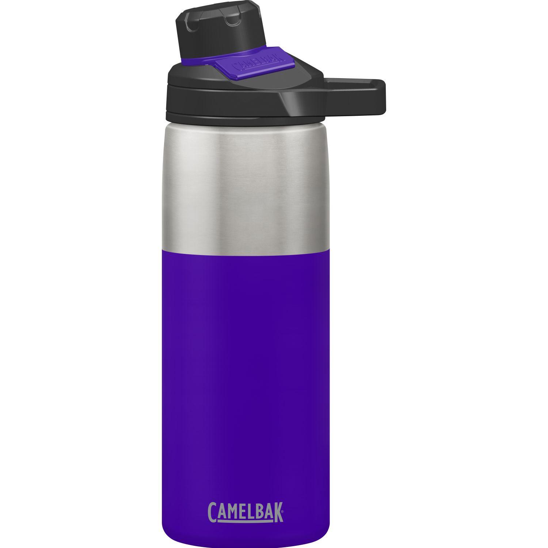 CAMELBAK chute mag vacuum stainless .6l Morado Botellas de agua