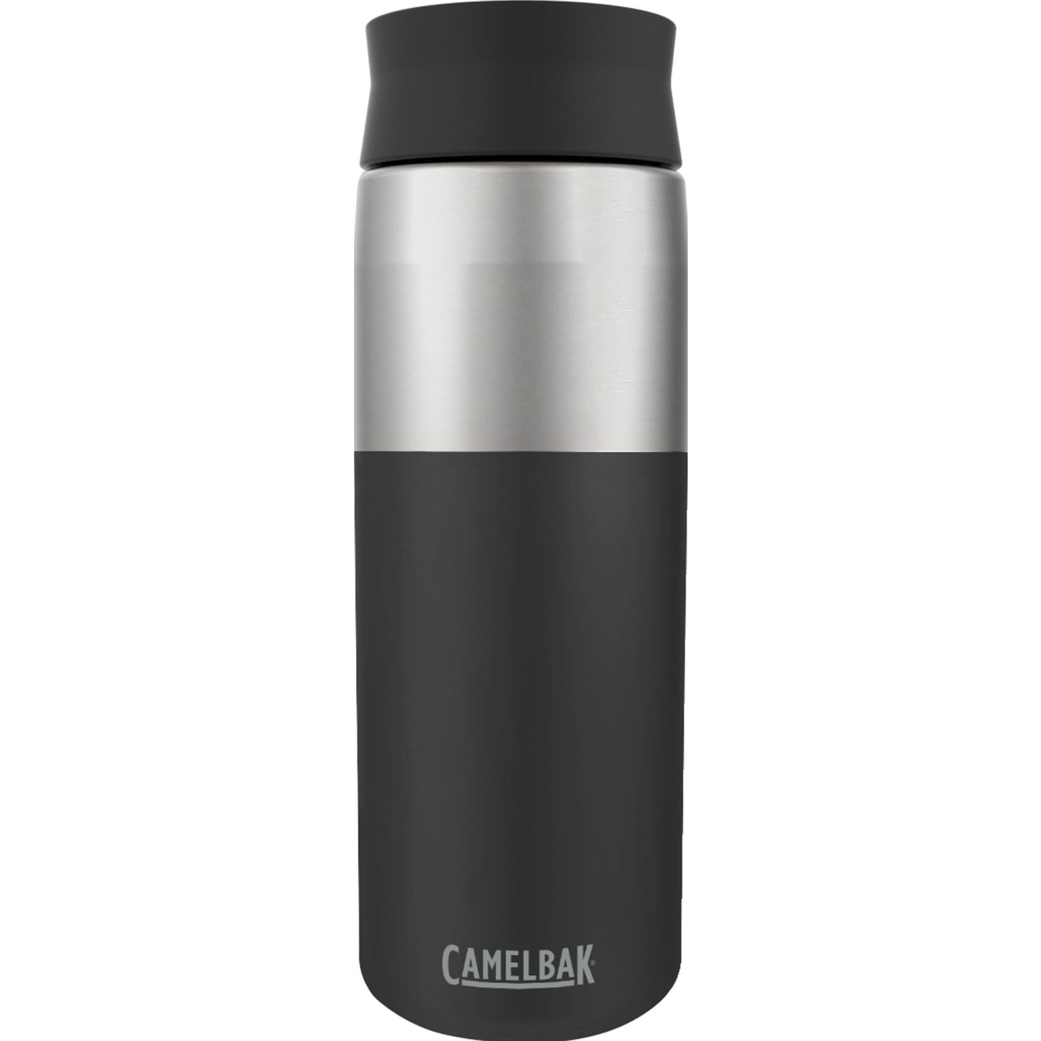CAMELBAK HOT CAP VACUUM STAINLESS 20OZ Negro Botellas de Agua