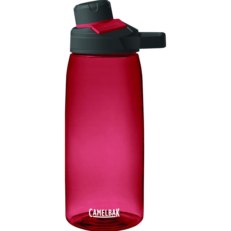 CAMELBAK chute mag 1l Rojo Botellas de agua