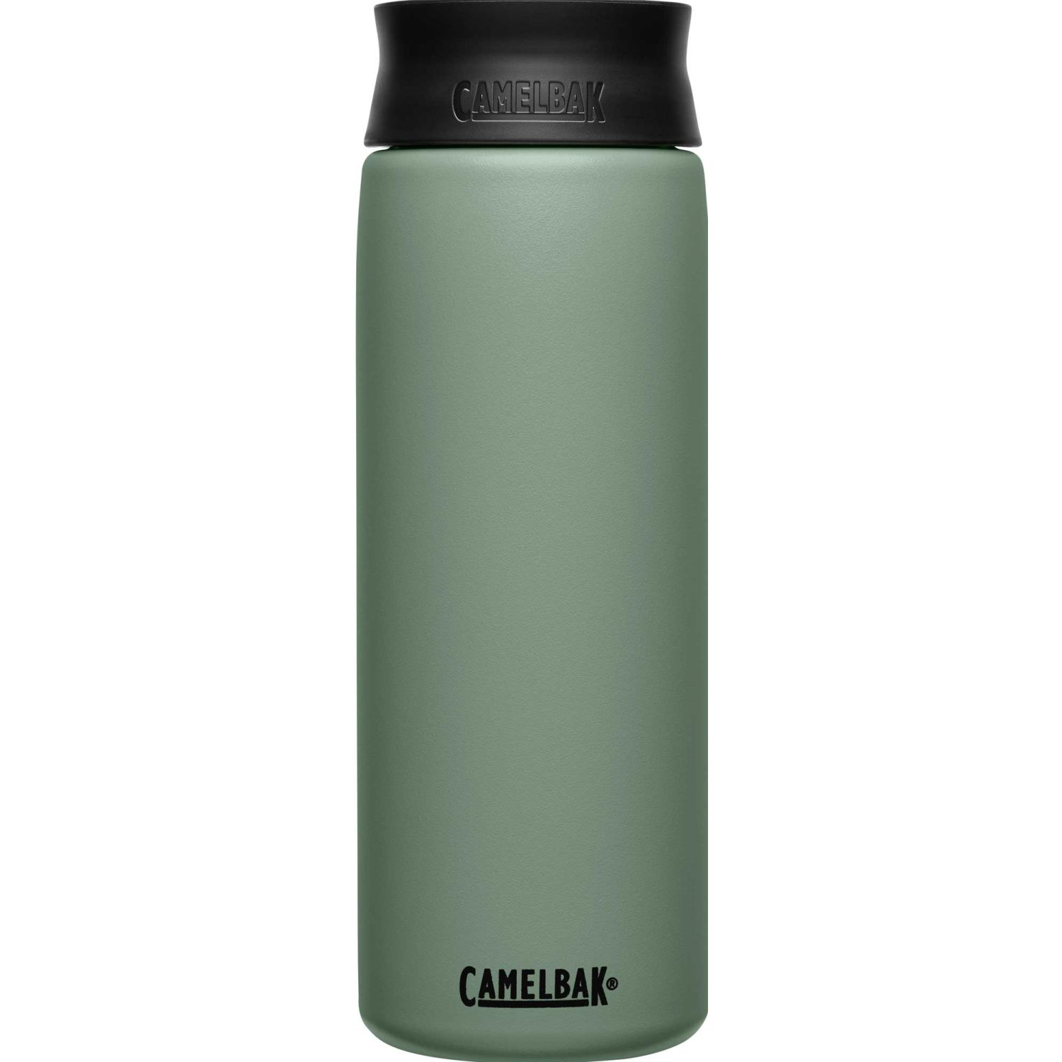 CAMELBAK hot cap vacuum stainless 20oz Verde Botellas de agua