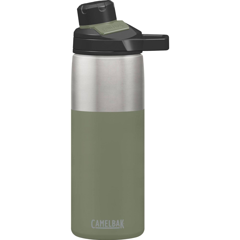 CAMELBAK chute mag vacuum stainless 20oz Olivo Botellas de agua