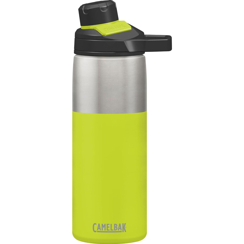 CAMELBAK chute mag vacuum stainless 20oz Plomo / limón Botellas de agua
