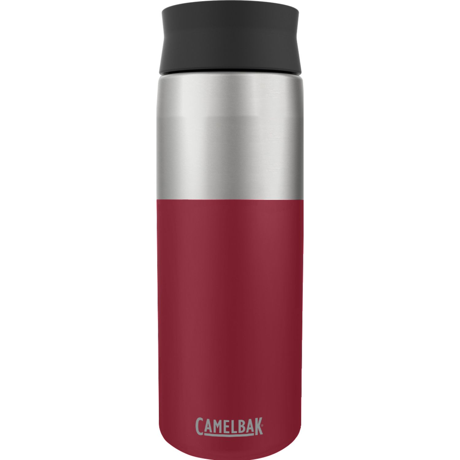 CAMELBAK hot cap vacuum stainless .6l Burgundy Botellas de agua