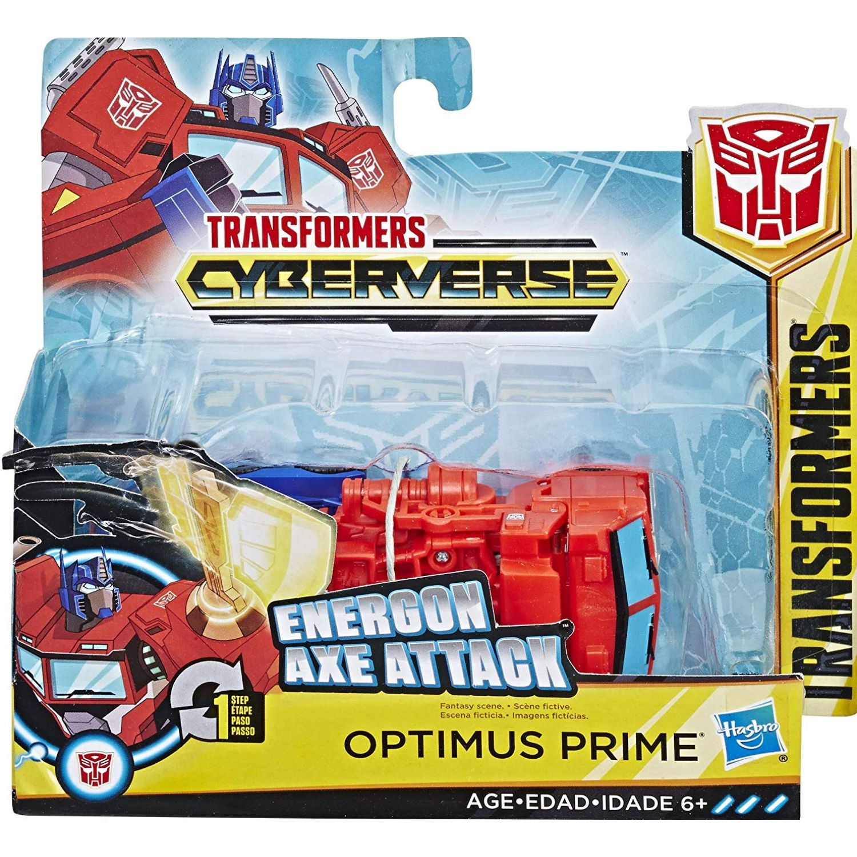 Transformers tra cyberverse optimus prime Varios Figuras de acción