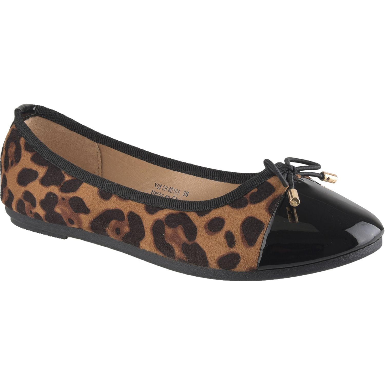 Platanitos ch 6d101 Leopardo Flats