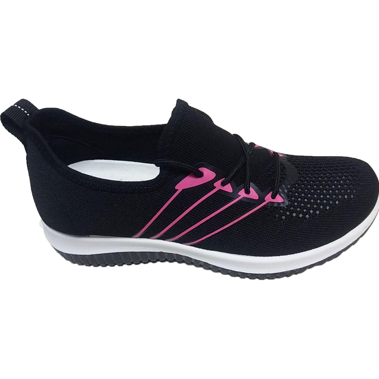 Platanitos Z 013 Negro Zapatillas de moda