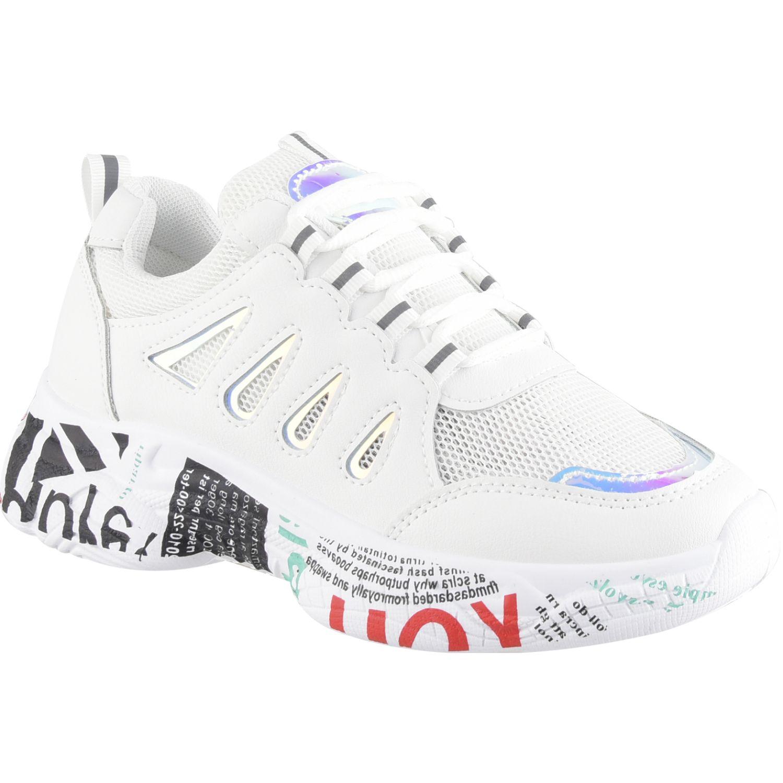 Platanitos Z 183 Blanco Zapatillas de moda